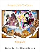 Puffetta39 - Un avventura in Egitto! Tea Sisters !