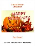 Seni Sweet - Flower-Power Hallowen