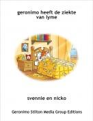svennie en nicko - geronimo heeft de ziekte van lyme