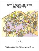 ali8 - TUTTI A CONOSCIERE L'ECO DEL RODITORE