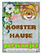 R.H. - Monster hause (personajes)