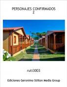 ruti3003 - PERSONAJES CONFIRMADOS2