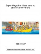 Ratiesther - Super Magazine ideas para no aburrirse en verano