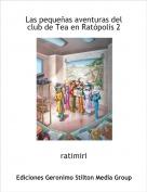 ratimiri - Las pequeñas aventuras del club de Tea en Ratópolis 2