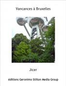 Jicer - Vancances à Bruxelles