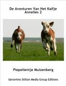 Piepelientje Muizenberg - De Avonturen Van Het KalfjeAnnelies 2