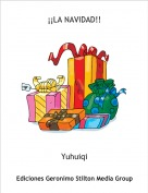 Yuhuiqi - ¡¡LA NAVIDAD!!