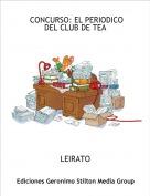 LEIRATO - CONCURSO: EL PERIODICO DEL CLUB DE TEA