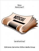 larafontina! - New Noticias!!