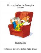 HadaRatita - El cumpleaños de Trampita Stilton