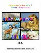 R.R. - Sentimental Animals 2Raras sensaciones