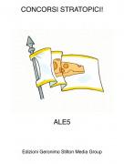 ALE5 - CONCORSI STRATOPICI!