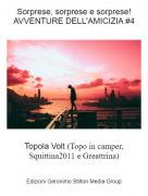 Topola Volt (Topo in camper, Squittina2011 e Greattrina) - Sorprese, sorprese e sorprese!AVVENTURE DELL'AMICIZIA #4
