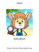 Sofía Blyton - helou