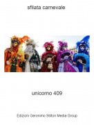 unicorno 409 - sfilata carnevale