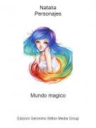 Mundo magico - NataliaPersonajes