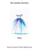 Noa - Mi vestido favorito
