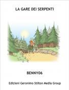 BENNY06 - LA GARE DEI SERPENTI
