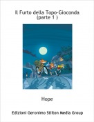 Hope - Il Furto della Topo-Gioconda (parte 1 )