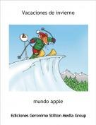 mundo apple - Vacaciones de invierno