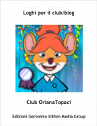 Club OrianaTopaci - Loghi per il club/blog