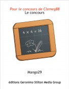 Mango29 - Pour le concours de Clemeg88Le concours
