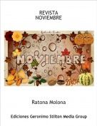 Ratona Molona - REVISTANOVIEMBRE