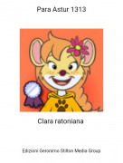 Clara ratoniana - Para Astur 1313