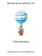 Clara ratoniana - Revista de los ratones ( 4 )