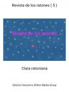 Clara ratoniana - Revista de los ratones ( 5 )