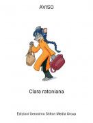 Clara ratoniana - AVISO