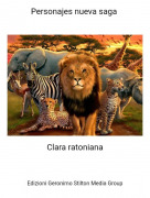 Clara ratoniana - Personajes nueva saga