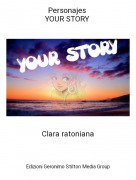 Clara ratoniana - Personajes YOUR STORY
