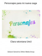 Clara ratoniana UwU - Personajes para mi nueva saga