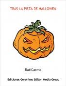 RatiCarme - TRAS LA PISTA DE HALLOWEN