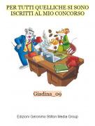 Giadina_09 - PER TUTTI QUELLICHE SI SONO ISCRITTI AL MIO CONCORSO
