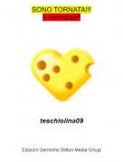 teschiolina09 - SONO TORNATA!!!+ concorso!!