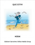 NOEMI - QUIZ ESTIVI