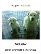 Topolina23 - Una gara di animali