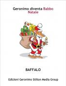 BAFFALO - Geronimo diventa Babbo Natale
