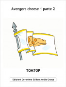 TOMTOP - Avengers cheese 1 parte 2