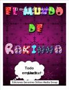 ·Lía Stef· - El mundo de Rakinna 1Todo empieza