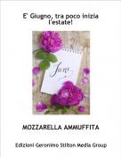 MOZZARELLA AMMUFFITA - E' Giugno, tra poco inizia l'estate!