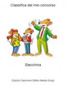 Stecchina - Classifica del mio concorso