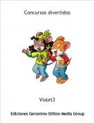 Violet3 - Concursos divertidos