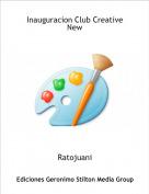 Ratojuani - Inauguracion Club Creative New