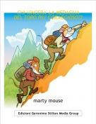 marty mouse - CHI VINCERA' LA MEDAGLIA DEL TOPO PIU' CORAGGIOSO?2