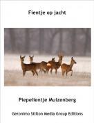 Piepelientje Muizenberg - Fientje op jacht