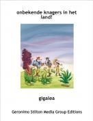 gigalea - onbekende knagers in het land!