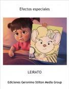 LEIRATO - Efectos especiales